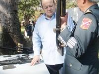 INSTALARÁN UNA BASE DE OPERACIONES MIXTAS: REDOBLARÁN LA VIGILANCIA EN LA CHONTALPA