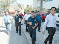 FRACASA DIÁLOGO CON POLICÍAS