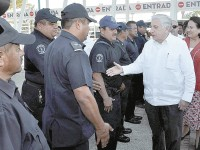 RESPALDO POLICIACO