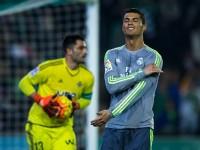 Real Madrid dejó dos puntos ante el Betis