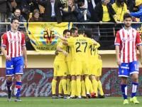 Contundente el Villarreal