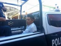 Atrapan a asaltante en central camionera