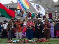 Celebración andina