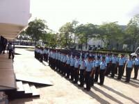 Elevan nivel académico en el Colegio de Policía
