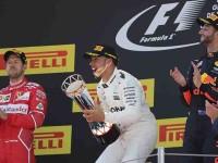 Obtiene Hamilton el GP de España