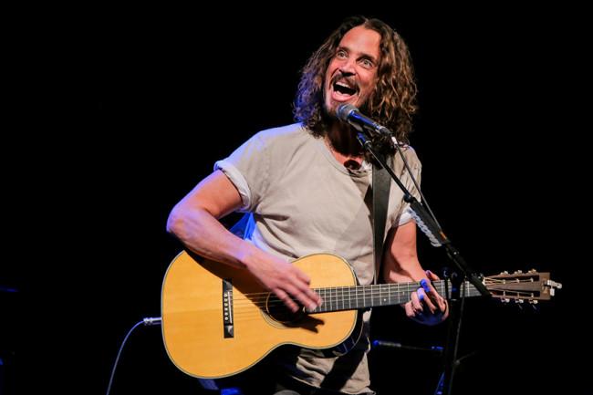 Fallece Chris Cornell
