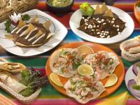 Exhiben gastronomía mexicana