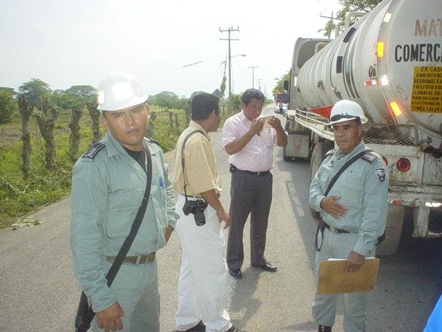 Aumentan los robos en zonas petroleras
