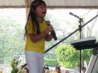 "Odalis, participará  en ""La Voz Kids"""