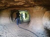 Esconden huachicoleros combustible en 'cuevas'