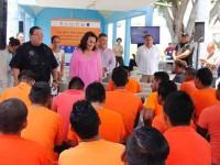 Respalda DIF reinserción  social de jóvenes del Centro de Internamiento