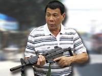 Duterte en la silla de los acusados