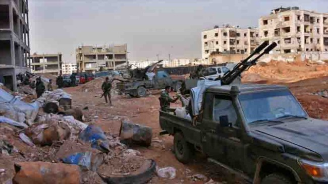 Enfrentamientos dejan 50 muertos