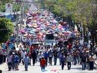 Anuncia CNTE paro de tres días y  bloqueos en carreteras de Chiapas