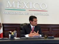 El mundo confía cada día más en México: Peña