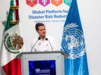 Sistema Nacional de Protección Civil es un ejemplo mundial: Peña