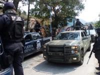 Refuerza gobierno federal acciones  de seguridad en Estados del país