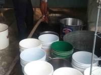 Sin agua potable en Tenosique