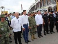 Inicia el operativo  'Huimanguillo Seguro'