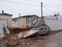 Ordena Núñez atención a los afectados por intensas lluvias