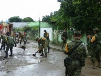Retira Ejército más de 21 toneladas de basura
