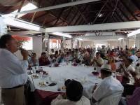 Se suman fundadores  del PRD a Morena