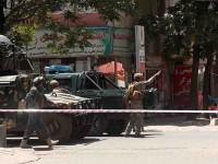 Ataca ISIS embajada de Irak en Afganistán