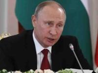 """Nuevas sanciones de EU se deben a una """"histeria antirrusa"""": Putin"""