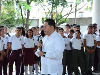Reforzará Tabasco la educación con los valores: Solís Carballo