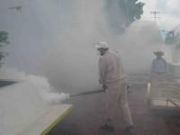 Aplicarán fumigación y descacharrización en Centro