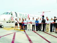 Inicia TAR vuelo en Villahermosa