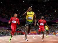 Bolt admite no ser  favorito a tres días de Londres 2017