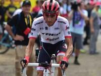 Contador  anunció  su retiro