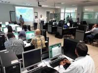 Capacita IPC a funcionarios sobre manejo de Atlas de Riesgo