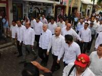 Refuerza Núñez cerco contra la delincuencia