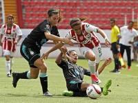 Necaxa y Santos igualan a un gol