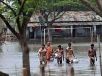 Muertos y desplazados por las inundaciones