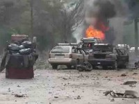 Atacan convoy de la OTAN