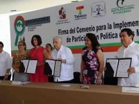 Destaca Núñez la importancia de lograr la igualdad
