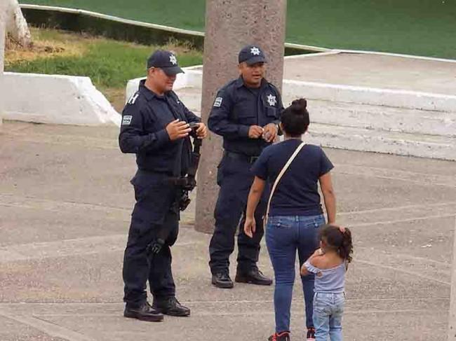 Arrancó en Cárdenas primer cuadrante de seguridad