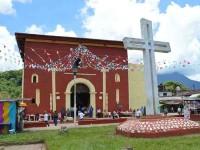 Inician celebraciones a Santo Domingo