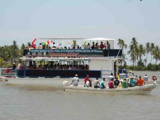 Atraen al turismo en Paraíso