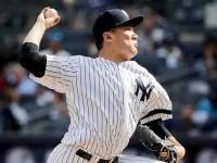 Tanaka poncha  a 15 en victoria  de los Yanquis