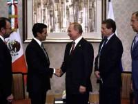 Peña Nieto y Putin