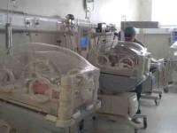 Mueren centenar de recién nacidos