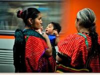 Mujeres indígenas, las más discriminadas