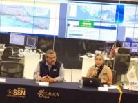 Seis réplicas, reporta Sismológico  Nacional de la UNAM