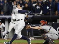 Reduce Yankees  ventaja de Astros