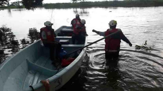 Atiende IPC afectaciones por aumento en niveles de ríos