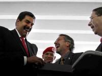 Maduro busca fortalecer relación bilateral y comercial con Turquía